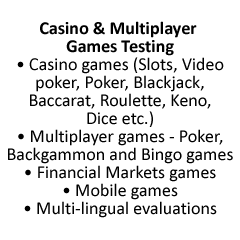 Casino & Multiplayer